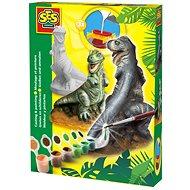SES Sádrový komplet – T-rex