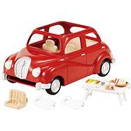 Sylvanian Families Rodinné auto červené