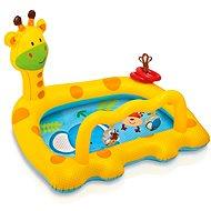 Bazén dětský žirafa