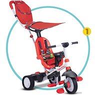 Fisher-Price Smart Trike Charisma červená 3v1