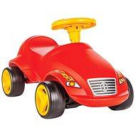 Pilsan Autíčko Fast Car červené
