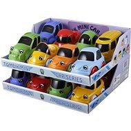 Pilsan sada 4 plastových autíček Tombik