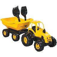 Pilsan Traktor s vozejkem