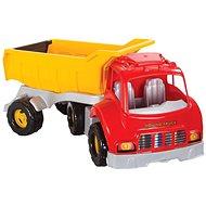 Pilsan Moving Truck červený