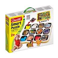 Quercetti Smart Puzzle Fattoria