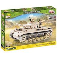 Cobi II WW Tank Panzer III ausf J