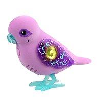 Cobi Little Live Pets Ptáček 6 fialový