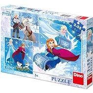 Dino Frozen: Zimní Radovánky