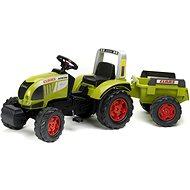 Traktor Claas Arion 540 + vlek
