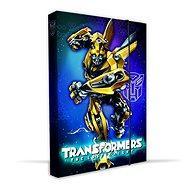 Karton P+P na sešity A4 Transformers