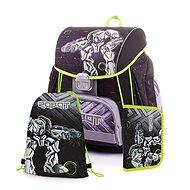 Karton P+P Premium ROBOT (batoh+penál+sáček)
