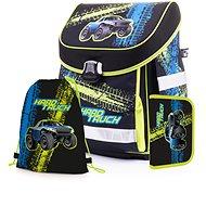 Karton P+P Premium TRUCK (batoh+penál+sáček)