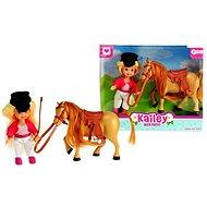 Teddies Panenka s koněm