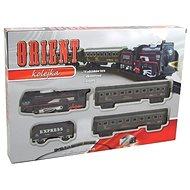 Teddies Orient Vlak
