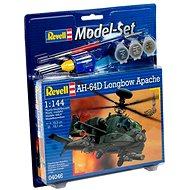Revell Model Set 64046 vrtulník – AH-64D Longbow Apache