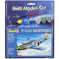 Revell Model Set 64148 letadlo – P-51D Mustang