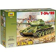 Zvezda Model Kit Z3533 tank – T-34/85 Soviet Tank