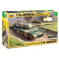 "Zvezda Model Kit Z3670 tank – Russian Modern Tank T-14 ""Armata"""
