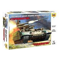 """Zvezda Model Kit Z5046 military – BMPT """"Terminator"""""""