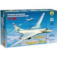Zvezda Model Kit Z7002 letadlo – Tupolev Tu-160 Russian Strategic Bomber