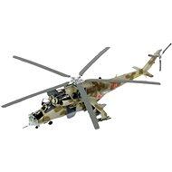 Zvezda Model Kit Z7293 vrtulník – MIL MI-24V/VP Hind E