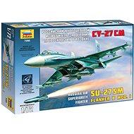 Zvezda Model Kit Z7295 letadlo – SU-27SM
