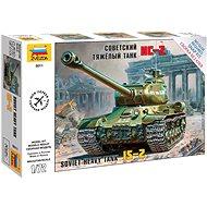 Zvezda Snap Kit Z5011 tank – IS-2 Stalin