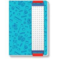 LEGO Stationery Zápisník modrý