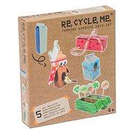 Set Re-cycle me pro holky – karton od mléka