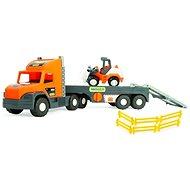 Wader Super Tech Truck s nakladačem