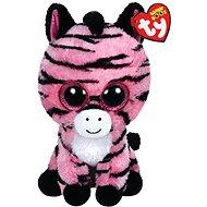 Beanie Boos Zoey - Pink Zebra