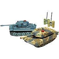 Sada Bojujících Tanků