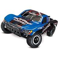 Traxxas Slash Ultimate 4WD VXL LCG TQi Bluetooth TSM OBA RTR modrý