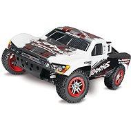 Traxxas Slash 4WD VXL TQi BlueTooth Ready OBA TSM černo-bílý
