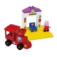 PlayBig Bloxx Peppa Pig Železniční zastávka