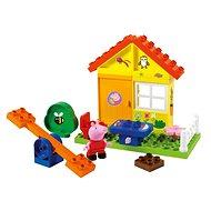 PlayBig Bloxx Prasátko Peppa Zahradní domek