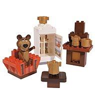 PlayBIG Bloxx Máša a medvěd Míšův pokojíček