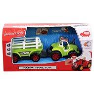 Dickie Traktor s přívěsem