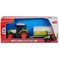 Dickie Traktor CLAAS s přívěsem
