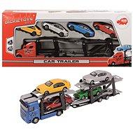 Dickie Autotransportér + 4 autíčka
