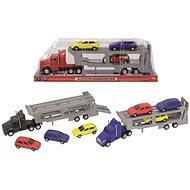 Dickie Autotransportér + 3 autíčka