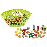 Ecoiffier Nákupní taška s potravinami