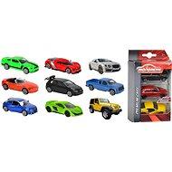 Majorette Street Cars 3 ks