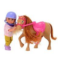Simba Evička s poníkem