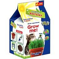 Vypěstuj si - Tráva pro kočičku