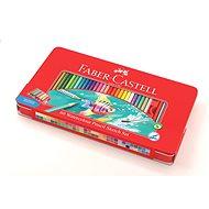 Faber-Castell Pastelky Akvarelové, 60 Barev