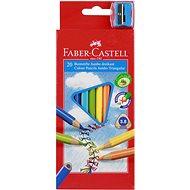 Faber-Castell Pastelky Jumbo, 20 Barev