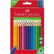 Faber-Castell Pastelky Jumbo, 30 Barev
