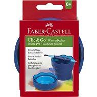 Faber-Castell Clic & Go modrý