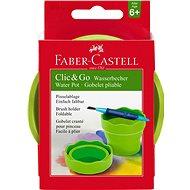 Faber-Castell Clic & Go zelený